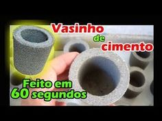Rope Crafts, Diy And Crafts, Cement Art, Ceramic Texture, Mortar And Pestle, Concrete, How To Make, Biscuit, Marriage