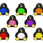 Use this fun color match activity with your penguin theme!  Directions:  Print and laminate or put in a plastic sleeve for durability.  Provide mat...