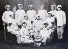 Hayes Peoples History: Hayes Women Munition Workers WW1