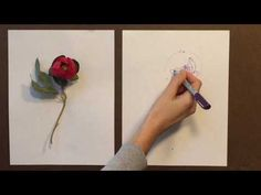 Cycle 2 Week 14- Botanical Drawings - Inside the Lines