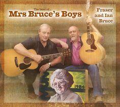 FRASER and IAN BRUCE: Mrs Bruce's Boys (Greentrax) [Spotify URL: ] [Release Date: ] [] Description: