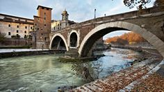 The Pons Fabricius in Rome by Angelo Ferraris on 500px