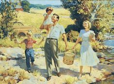 """Andrew Loomis -  """"This is America"""""""
