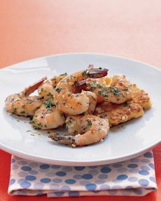 "See the ""Shrimp with Garlic and Lemon"" in our 15 Minutes or Less Main Dish Recipes gallery"