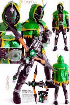 Detail Of Heroes Kamen Rider Ghost - JEFusion