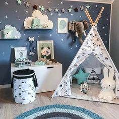20 great suggestions and ideas for children's room decorations Architect at home - DIY Kinderzimmer Ideen
