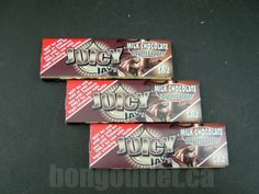 Juicy Jay's Papers - Milk Chocolate $3.99