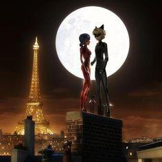 Descubriendo Un Nuevo Amor //Marichat// - Una Noche en Paris - Wattpad