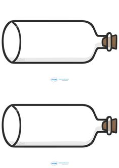 Twinkl Resources >> Message In A Bottle Writing Frame  >> Classroom…