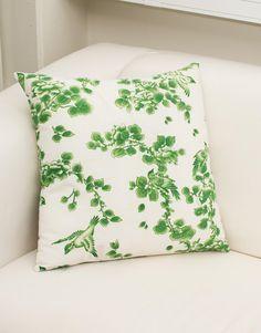 TYRA kudde grön