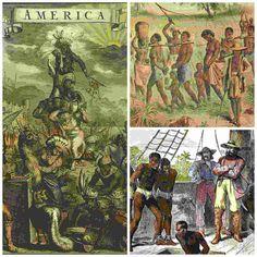 Esclavos negros en la América Española