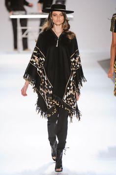 Carlos Miele at New York Fashion Week Fall 2012 - Runway Photos