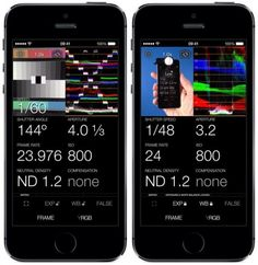 Cine Meter II Might Be the First App that Can Actually Replace Your Light Meter