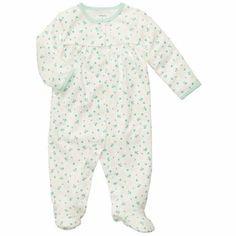 Cotton Snap-Up Sleep & Play