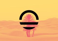 """Oasis is an art, wellness and music festival that will take place in a fertile and green area in Marrakech, Marocco.The festival will be something that provides refuge, relief and pleasant contrast.The icon is an """"O"""" that at the same time represents a s…"""