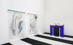 Strauss Bourque-LaFrance - Exhibitions - Rachel Uffner Gallery