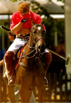 Prince Harry, horse riding
