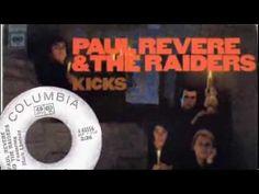 Paul Revere & The Raiders - Kicks (HQ Stereo, 1966) - YouTube