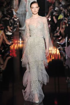 Perfection Elie Saab | Fall/Winter 2014-2015