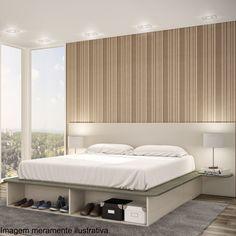 Para ter uma boa noite de sono a escolha da cama ideal é muito importante! Lá no site contamos com modelos dos mais diversos estilos.