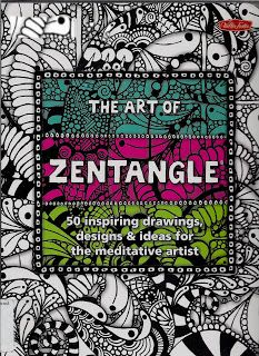 How to Zentangle Patterns Free | Review: The Art of Zentangle-50 Inspiring Drawings, Designs & Ideas ...