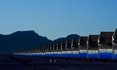In Ariz., A Solar Plant That Powers 70,000 Homes Day Or Night