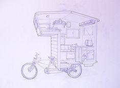 Camper bike