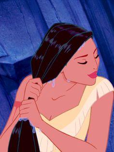 Pocahontas is my favorite Disney princess! Disney Art, Disney Pixar, Heros Disney, Disney Pocahontas, Arte Disney, Disney Girls, Disney And Dreamworks, Disney Animation, Disney Cartoons