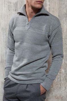 The Style Examiner: S.N.S. Herning Autumn/Winter 2012 Men's Knitwear