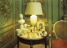 Splendid Sass: David Hicks ~ A Life of Design Part II