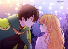 Anime Couples, Cute Couples, Anime Manga, Anime Art, Couple Poses Reference, Moon Witch, My Princess, Webtoon, Kawaii Anime