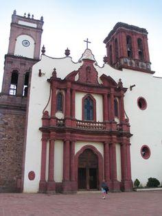 Parroquia Santa María Amealco