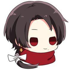 Touken Ranbu, Cute Chibi, Drawing Reference, Otaku, Anime, Fan Art, Drawings, Yamamoto, Pictures