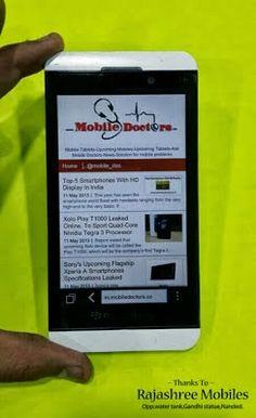 BlackBerry Z10 Got A Massive Price Cut Of Rs.11,000 - Mobile Doctors.co