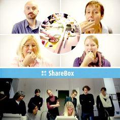 'Share Box' web platform เติมเต็ม ต่อฝัน เชื่อมสัมพันธ์คนทำงาน