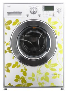 Looks like it is discontinued, but I might have to copy this idea for my home... tricia guild washing machine
