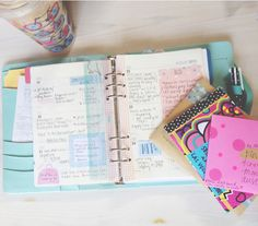 cafe et papier - blog: My Filofax week #34