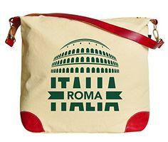VietsWay Travel Cities Stamps Beige Printed Canvas Tote Bag Shoulder Bag WAS_33