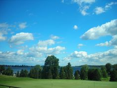 Sodus Bay Heights Country Club  Sodus Point, NY    This was my Vew for many years.