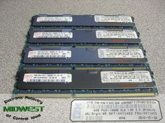 16GB-4x4GB-Hynix-PC3-10600R-IBM-P-N-43X5047