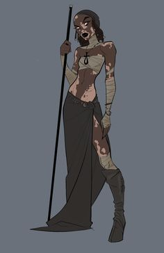 ArtStation - Necromancer, Dylan Ekren                                                                                                                                                                                 More