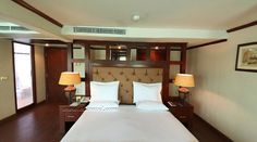 Orchid Nile cruise suite