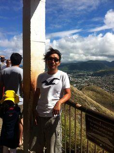 하와이 와이키키 2013-07.28-09.31까지. 다이아먼드 헤드