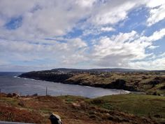 Torbay, Newfoundland. Named after Torbay in Devon, England - the original home of many settlers in the area.