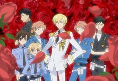 Ouran High School Host Club is listed (or ranked) 2 on the list The 14 Best Comedy Romance Anime Romantic Comedy Anime, Best Romance Anime, Funny Romance, Good Anime Series, Best Anime Shows, Arakawa Under The Bridge, Host Club Anime, Animes To Watch, Sad Movies