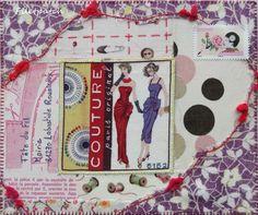 Art postal Couture