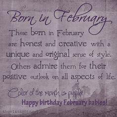 birthday month February Birthday Memes with regard to Trending 2020 - Birthday Ideas Make it February Month, February Baby, Happy February, Born In February, February Birthday, February 21 Zodiac, February Born Quotes, February Images, Birth Month Quotes
