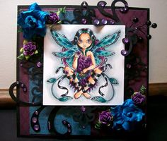 Crafts and Me Stamps: jasmine becket-griffith