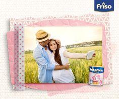 ¡Comparte los momentos de la etapa más feliz de tu vida con el apoyo nutricional de Frisomum Gold!
