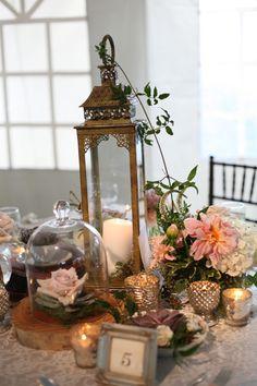 32 Gorgeous Cloche and Bell Jar Ideas for Weddings ~ we ♥ this! moncheribridals.com #weddingbelljar #weddingcloche